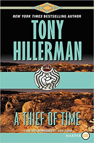 Thief of Time by Tony Hillerman