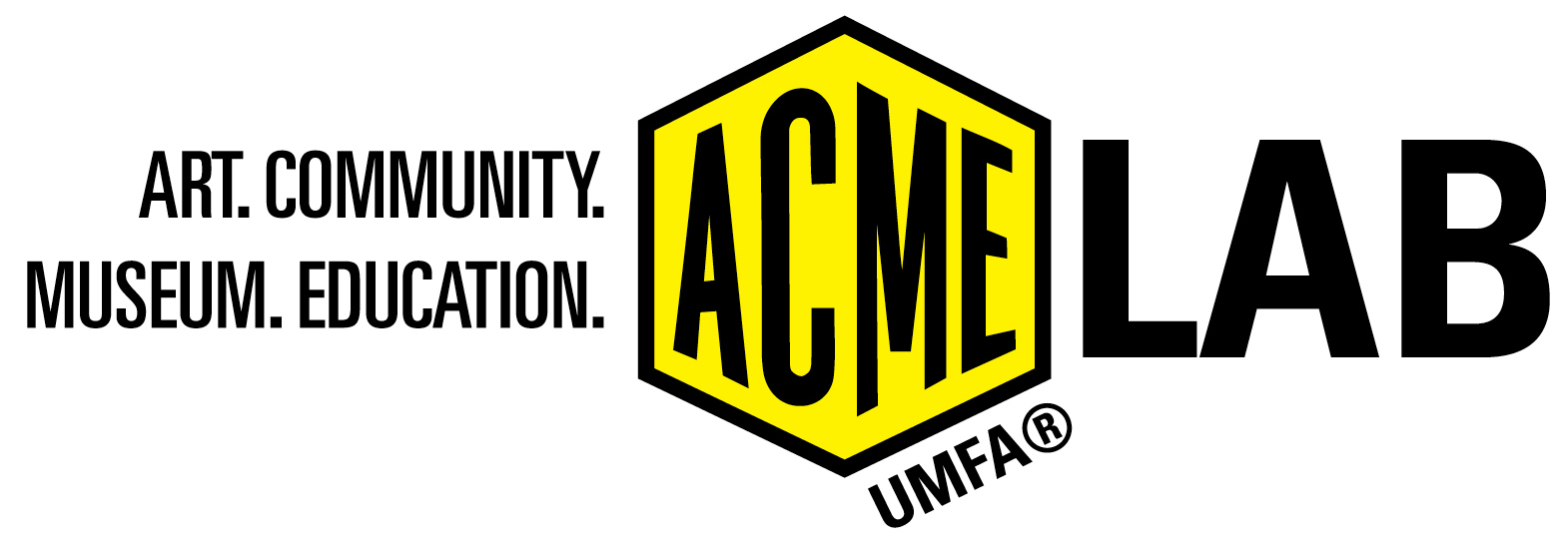 ACME Lab logo Art Community Museum Education