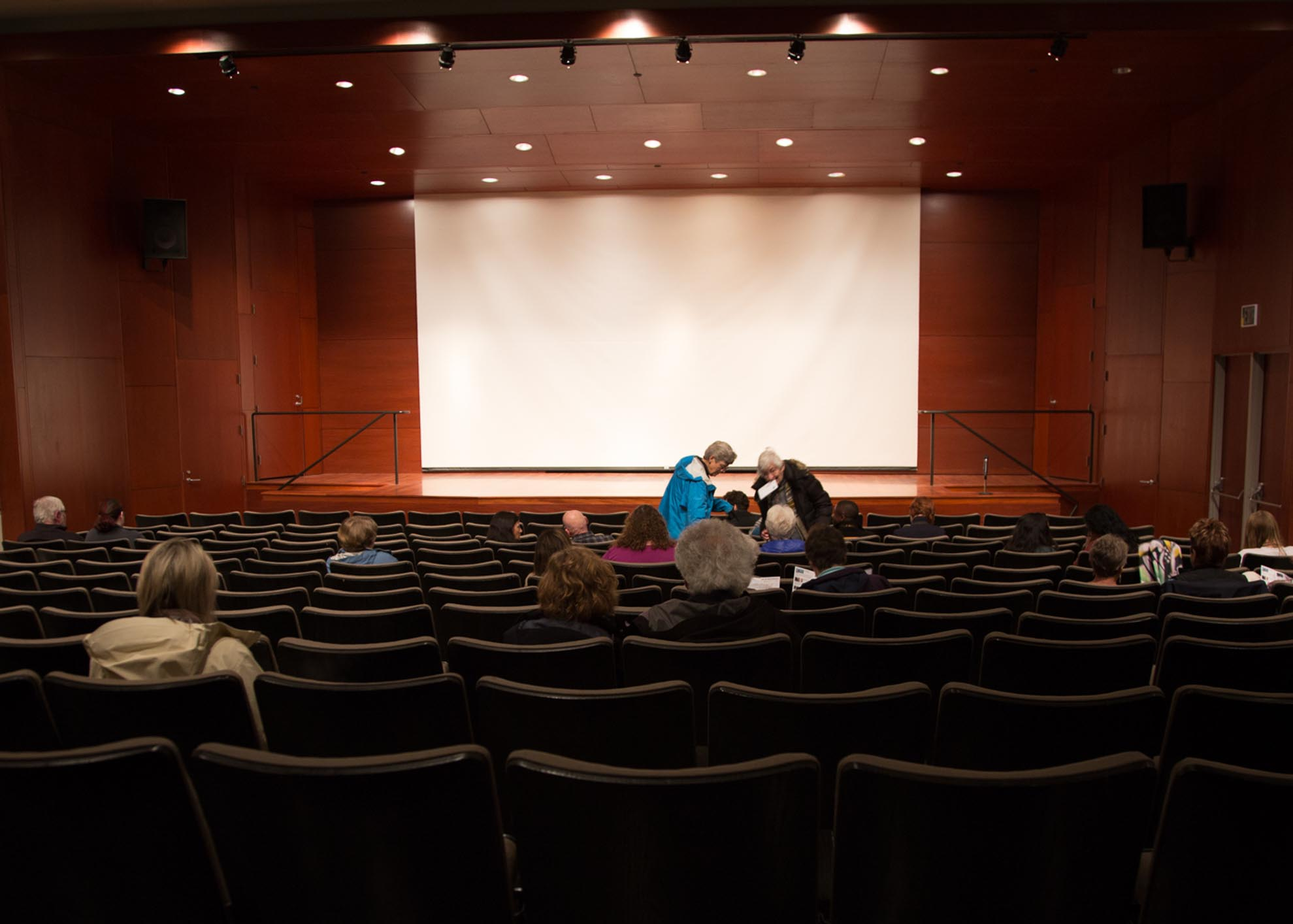 Katherine W. and Ezekiel R. Dumke Jr. Auditorium