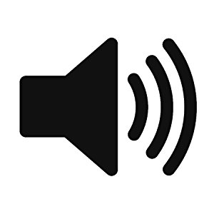 Look for this audio guide symbol.