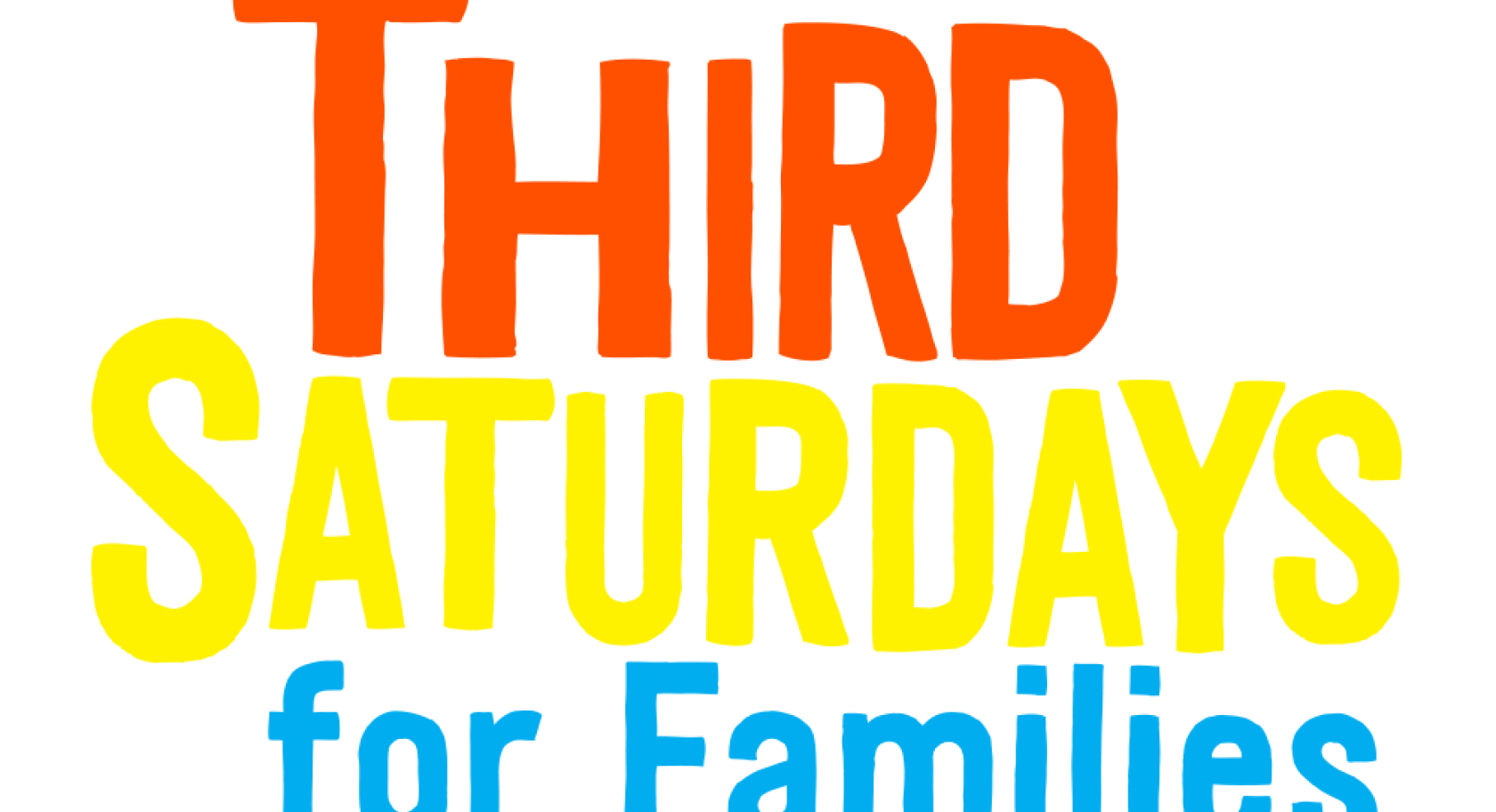 Third Saturday color logo